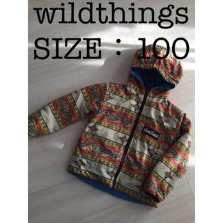 ワイルドシングス(WILDTHINGS)のwildthings リバーシブル KASHMIR PRIMALOFT 100(ジャケット/上着)