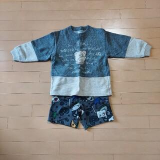 カステルバジャック(CASTELBAJAC)のトレーナー、ズボンセット110サイズ(Tシャツ/カットソー)