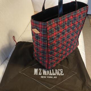 エムジーウォレス(MZ WALLACE)のMZ WALLACE トートバッグ(トートバッグ)