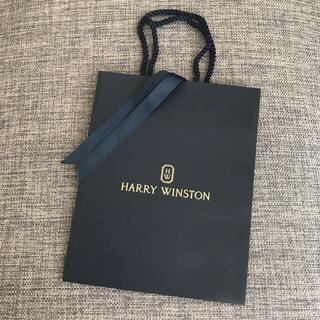 ハリーウィンストン(HARRY WINSTON)のお値下げ ハリーウィンストン HARRYWINSTON  紙袋 ショッパー(ショップ袋)