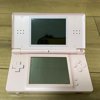 ニンテンドーDS(ニンテンドーDS)のNintendoDS lite ピンク(家庭用ゲーム機本体)