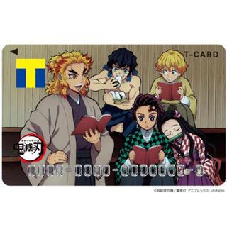 鬼滅の刃 tポイントカード(キャラクターグッズ)