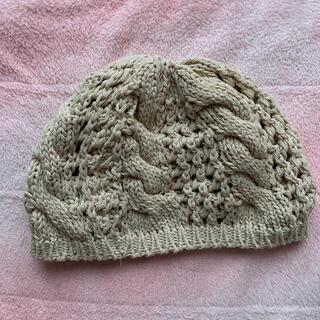 セシルマクビー(CECIL McBEE)のセシルマクビー帽子(ニット帽/ビーニー)