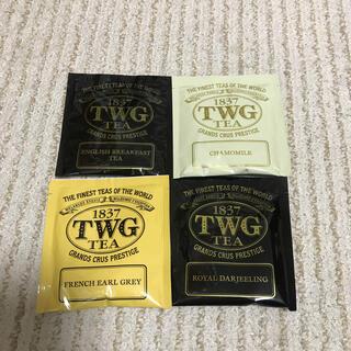 TWG 紅茶 ティーバック(茶)
