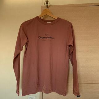 グルービーカラーズ(Groovy Colors)のグルービーカラーズ 長袖Tシャツ(Tシャツ/カットソー)