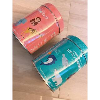 カワイ肝油 ドロップ 2缶セット(ビタミン)