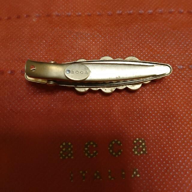 acca(アッカ)のacca  アッカ アーモンドクリップ レディースのヘアアクセサリー(ヘアピン)の商品写真