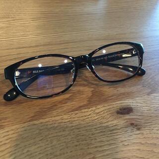 ムジルシリョウヒン(MUJI (無印良品))の無印良品 サングラス メガネ ブルーライトカット(サングラス/メガネ)