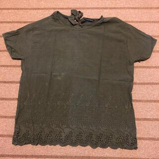 ドラッグストアーズ(drug store's)のドラッグストアーズ  半袖ブラウス(シャツ/ブラウス(半袖/袖なし))