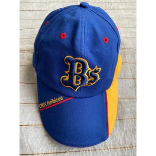 オリックスバファローズ(オリックス・バファローズ)の野球帽子キャップ オリックスバファローズ(キャップ)
