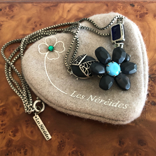 レネレイド(Les Nereides)のネックレス ペンダント Les Nereides レネレイド フランス製(ネックレス)