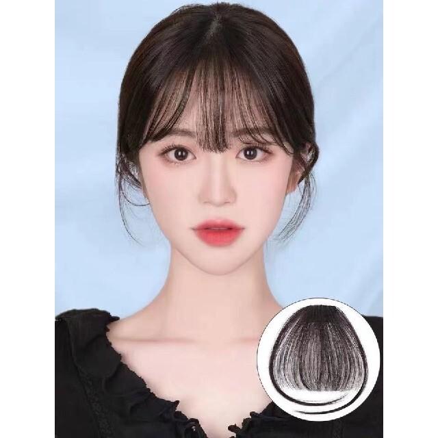 韓国 風 前髪