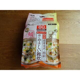 アサヒ(アサヒ)の新品!送料込み☆アサヒ 体にやさしい雑炊(ダイエット食品)