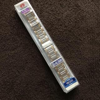 マルマン(Maruman)のメンス時計ベルト 新品、未使用 送料込(金属ベルト)