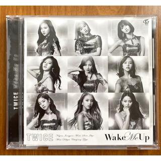 ウェストトゥワイス(Waste(twice))のtwice CD wakemeup(K-POP/アジア)