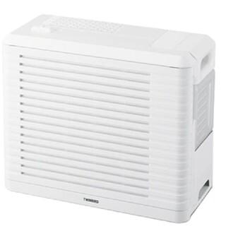 ツインバード(TWINBIRD)の【新品】 未使用ツインバード TWINBIRD AC空気清浄器+加湿器 ホワイト(空気清浄器)