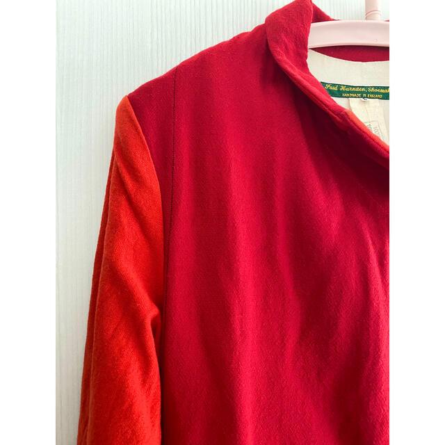 Paul Harnden(ポールハーデン)のpaul harnden ポールハーデン  ロングコート レディースのジャケット/アウター(ロングコート)の商品写真