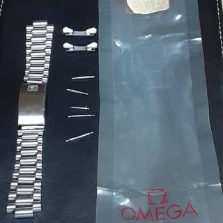 OMEGA - オメガ スピードマスター純正   3連カマボコブレス5th