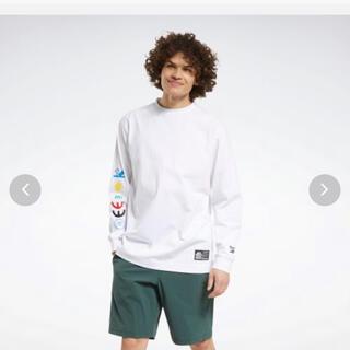 リーボック(Reebok)のReebok Tシャツ ハーフパンツ(ウェア)