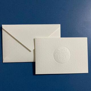 エルメス(Hermes)のエルメス 封筒(カード/レター/ラッピング)
