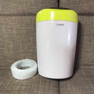 コンビ(combi)のコンビ スマートポイ 本体 カセット1個(紙おむつ用ゴミ箱)