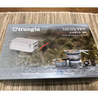 プリムス(PRIMUS)のtrangia ラージメスティン レッドハンドル TR-309(調理器具)