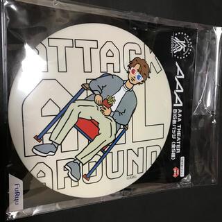AAA   トリプルエー  THEATER BIG缶バッジ 西島隆弘(アイドルグッズ)