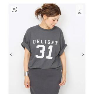 ドゥーズィエムクラス(DEUXIEME CLASSE)のDeuxieme Classe AMERICANA/アメリカーナ 31 Tシャツ(カットソー(長袖/七分))