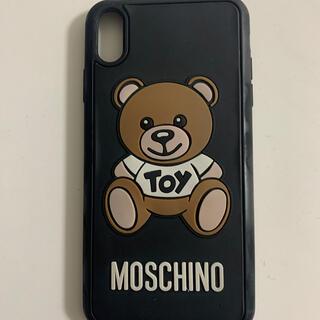 モスキーノ(MOSCHINO)のモスキーノiPhoneケース(iPhoneケース)