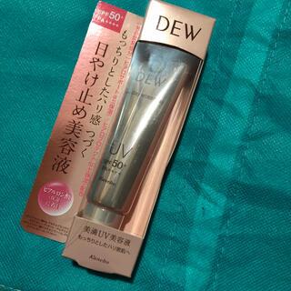 デュウ(DEW)のDEW UVデイエッセンス(40g)(日焼け止め/サンオイル)