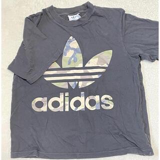 アディダス(adidas)のadidas(アディダス) トレフォイルロゴ Tシャツ/BIGロゴプリント(Tシャツ/カットソー(半袖/袖なし))
