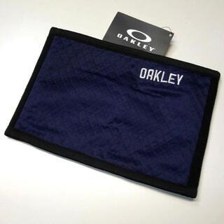 オークリー(Oakley)の【新品/送料込】ネイビー★OAKLEY/オークリー ネックウォーマー★(ネックウォーマー)
