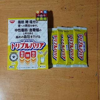 ニッシンショクヒン(日清食品)の日清食品トリプルバリア(ダイエット食品)