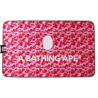 アベイシングエイプ(A BATHING APE)のA BATHING APE PICNIC SHEET レジャーシート(ラグ)