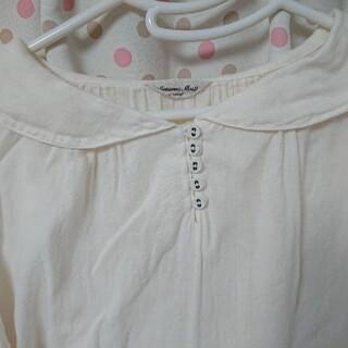 サマンサモスモス(SM2)のサマンサモスモス セーラー襟ブラウス(シャツ/ブラウス(長袖/七分))