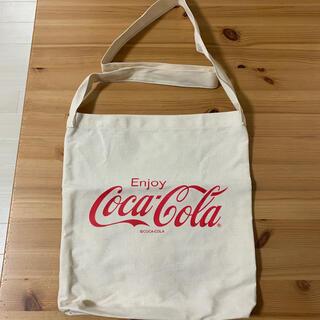 コカコーラ(コカ・コーラ)のコカコーラトートバッグ(トートバッグ)