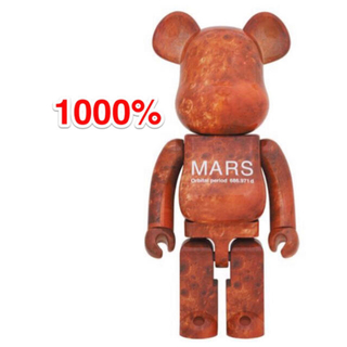 メディコムトイ(MEDICOM TOY)のベアブリック BE@RBRICK MARS 1000%(その他)