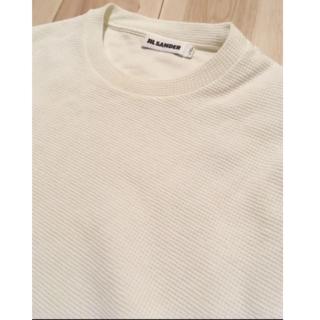 ジルサンダー(Jil Sander)のジルサンダー byルークメイヤー オーバーサイズカットソー(Tシャツ/カットソー(七分/長袖))