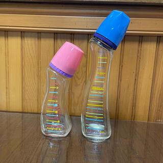 ベッタ(VETTA)のドクターベッタ 哺乳瓶 (新品乳首1つあり)(哺乳ビン)