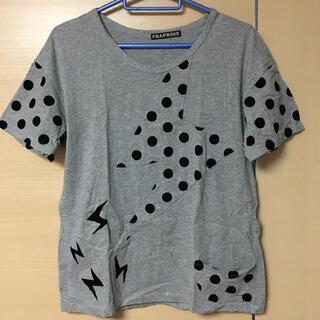 フラボア(FRAPBOIS)の稲妻ドットフロッキープリントT(Tシャツ(半袖/袖なし))