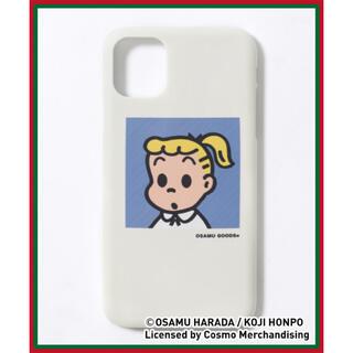 レイジブルー(RAGEBLUE)のOSAMU GOODS コラボ iPhoneケース iPhone11/XR対応(iPhoneケース)