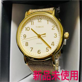 タイメックス(TIMEX)の【TIMEX】ウィークエンダー メタリック ラウンド  38mm (腕時計(アナログ))