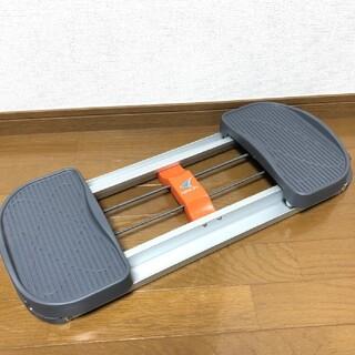エアロライフ 内転筋コアエクサ スライドボード  下半身 ダイエット(エクササイズ用品)