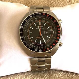 セイコー(SEIKO)のセイコー5スポーツ 7017ー6050 スピードタイマー(腕時計(アナログ))