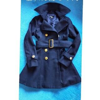 セシルマクビー(CECIL McBEE)の新春セール♥CECIL McBEE✨の黒色コート(トレンチコート)