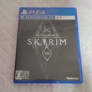 プレイステーションヴィーアール(PlayStation VR)のThe Elder Scrolls V: Skyrim VR PS4(家庭用ゲームソフト)