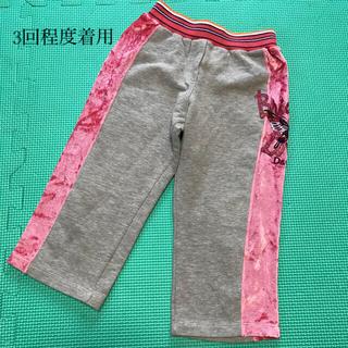 ドルチェアンドガッバーナ(DOLCE&GABBANA)のD&G junior パンツ ズボン 18M 24M(パンツ/スパッツ)