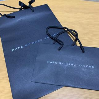 マークバイマークジェイコブス(MARC BY MARC JACOBS)のMARC BY MARC JACOBS ショップバック セット(ショップ袋)