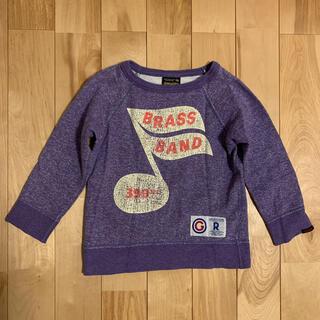 グルービーカラーズ(Groovy Colors)のGROOVY COLORS スウェット 110(Tシャツ/カットソー)