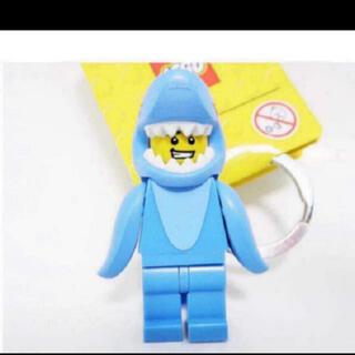 レゴ(Lego)のサメ キーチェーン キーリング レゴ LEGO(キーホルダー)